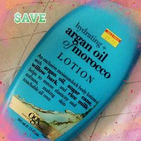OGX® Hydrating Argan Oil Of Morocco Lotion uploaded by Jada C.