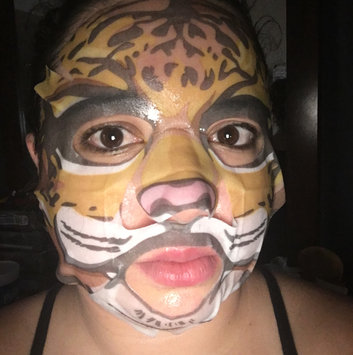 Photo of SNP Animal Tiger Wrinkle Mask Sheet uploaded by Crystal H.