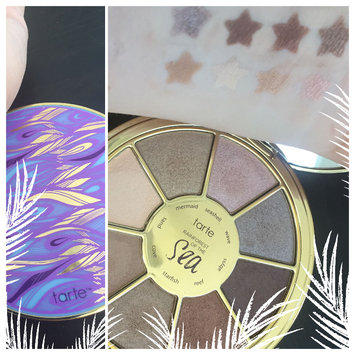 tarte Rainforest of the Sea™ Limited-Edition Eyeshadow Palette uploaded by Elaine M.
