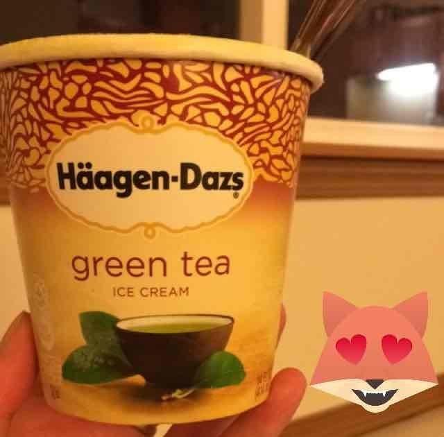 Häagen-Dazs Green Tea Ice Cream 14 fl. oz. Tub uploaded by Carli L.