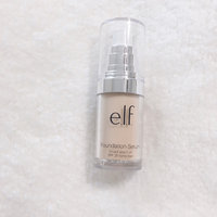 e.l.f. Cosmetics Beautifully Bare Foundation Serum SPF 25 uploaded by april n.