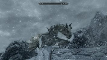 Photo of Bethesda Elder Scrolls V: Skyrim (Xbox 360) uploaded by Heather C.