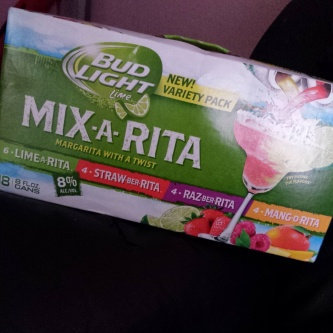 Photo of Bud Light Lime-A-Rita  uploaded by sonia T.