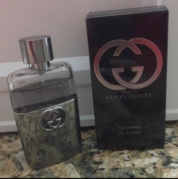 Photo of Gucci Guilty Eau Pour Homme Eau de Toilette Spray uploaded by concetta b.