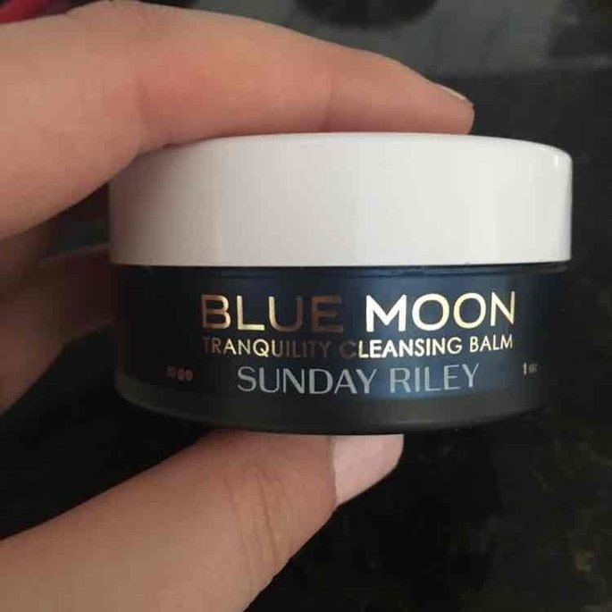 Sunday Riley Blue Moon Tranquility Cleansing Balm uploaded by Lynley B.
