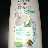 Dove Nourishing Rituals Coconut & Hydration Conditioner uploaded by Skylar L.