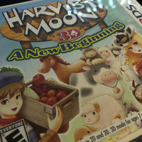 Natsume Harvest Moon 3D: A New Beginning - Nintendo 3DS uploaded by Amanda B.