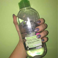 Garnier Skin Skinactive Micellar Cleansing Water All-In-1 Cleanser and Waterproof Makeup Remover uploaded by Beverly W.