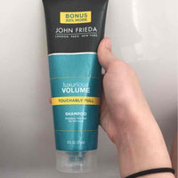 John Frieda® Luxurious Volume Touchably Full Shampoo uploaded by Mia F.