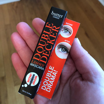 Photo of Butter London Double Decker Lashes Mascara uploaded by Rachel S.