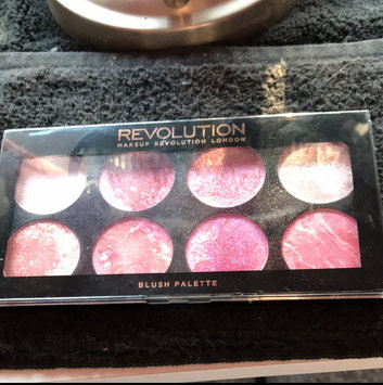 Photo of Makeup Revolution Blush Palette uploaded by Kayla H.