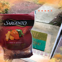 Sargento® Snack Bites® Colby-Pepper Jack Cheese uploaded by Jamie H.
