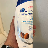 Head & Shoulders Dry Scalp Care with Almond Oil 2-in-1 Anti-Dandruff Shampoo + Conditioner uploaded by Lisa M.