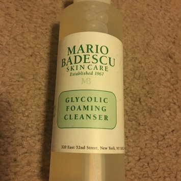 Photo of Mario Badescu Glycolic Foaming Cleanser uploaded by Cara M.