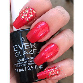 Photo of China Glaze Ever Glaze Extended Wear Nail Lacquer uploaded by Stacy S.