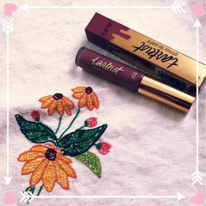 Tarteist Glossy Lip Paint uploaded by mawj a.