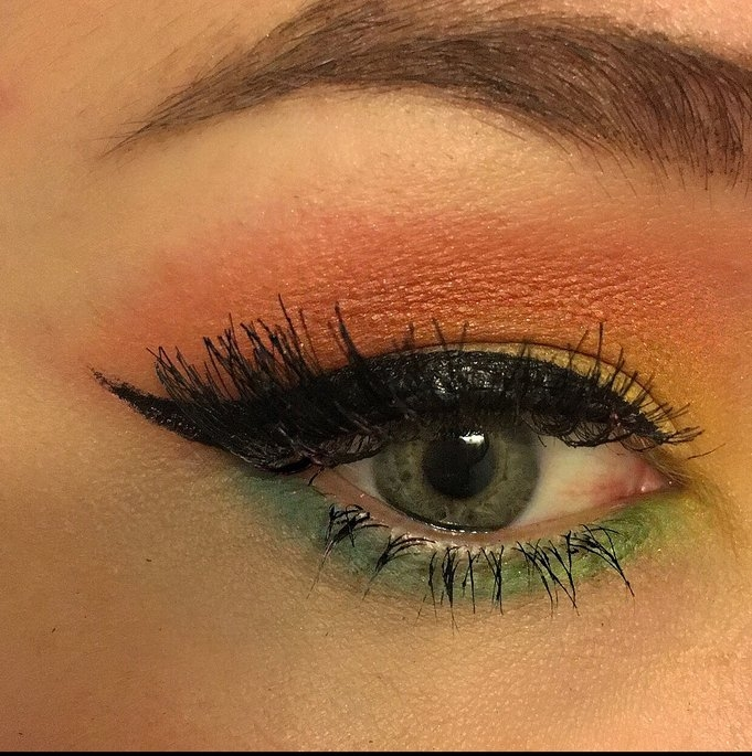 NYX Cosmetics Ultimate Shadow Palette uploaded by Courtney B.