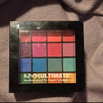 NYX Cosmetics Ultimate Shadow Palette uploaded by Kayla H.