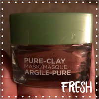 L'Oréal Paris Pure-Clay Exfoliate & Refining Face Mask uploaded by Zamaira F.