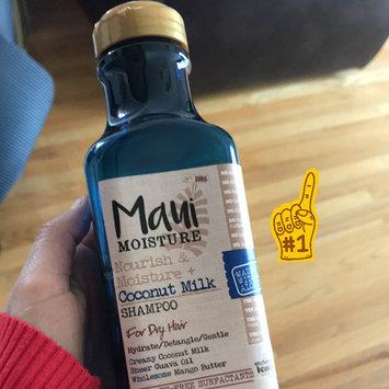 Photo of Maui Moisture Nourish & Moisture + Coconut Milk Shampoo uploaded by Leidy Z.