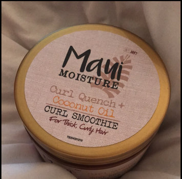 Photo of Maui Moisture Curl Quench +Coconut Oil Curl Smoothie uploaded by kynnidi k.