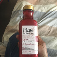 Maui Moisture Strength & Anti-Breakage Rich Honey Conditioner uploaded by Shannon💋 W.