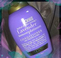 OGX® Lavender Platinum Conditioner uploaded by Krista L.