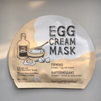 too cool for school Egg Cream Mask Firming uploaded by Emily C.