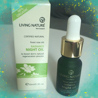 Living Nature Radiance Night Oil 10ml uploaded by Carol - Ann B.