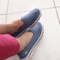 Skechers GOwalk 3 Force Women's Slip-On Walking Shoes, Size: 8, Grey uploaded by Nusreen M.