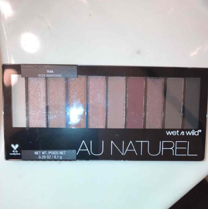 Wet n Wild Au Naturel Eye Shadow Nude Awakening uploaded by Laura J.