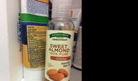 Nature's Truth Aromatherapy Sweet Almond Skin Care Essential Oil - 4 fl oz, Medium Clear uploaded by Iris S.