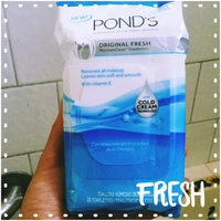 Pond's® Original Fresh Wet Cleansing Towelettes with Vitamin E uploaded by Sarah V.