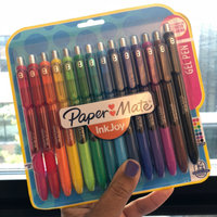 Paper Mate(R) InkJoy(R) Gel Pens, Medium Point, 0.7mm, Assorted Barrels, Assorted Ink Colors, Pack Of 14 uploaded by Latasha P.