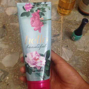 Photo of Bath & Body Works Hello Beautiful Ultra Shea Body Cream uploaded by Verenice M.