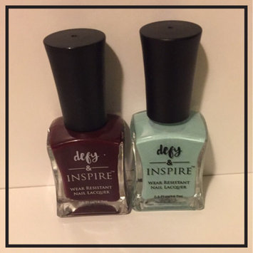 Defy & Inspire Nail Polish uploaded by Heather M.