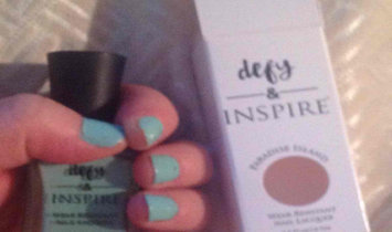 Photo of Defy & Inspire Wear Resistant Nail Polish uploaded by Dawn F.