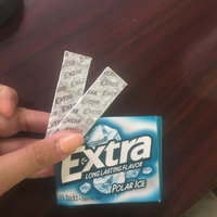 Wrigley's Extra Polar Ice Sugar-Free Gum uploaded by Jayda N.