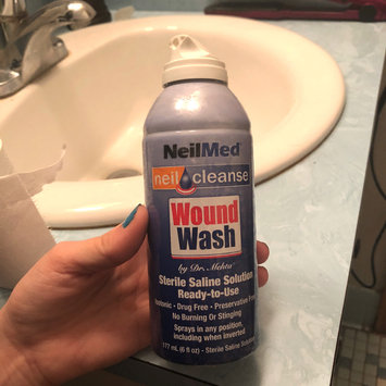 Photo of Neilmed Wound Wash, 6 Fluid Ounce uploaded by Emily V.