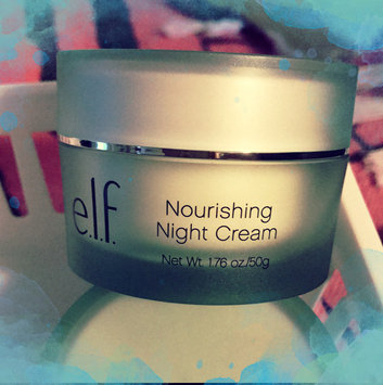 Photo of e.l.f. Skincare Nourishing Night Cream uploaded by Sarah P.