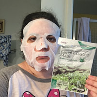 Epielle Facial Essence Mask Green Tea and Aloe (4 Count) uploaded by Jessica R.