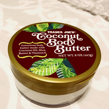 Photo of Trader Joe's Coconut Body Butter uploaded by Kaitlyn F.