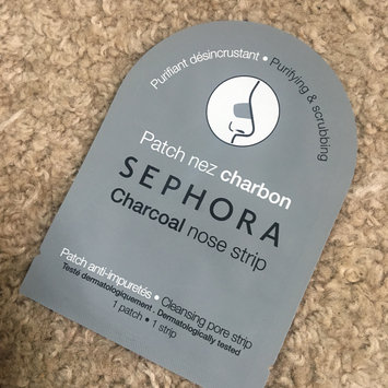 Photo of SEPHORA COLLECTION Nose Strip Charcoal - Purifying & Scrubbing uploaded by sarah l.