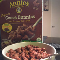 Annie's® Organic Cocoa Bunnies Cereal uploaded by Melissa G.