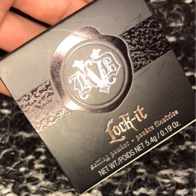 Kat Von D Lock-It Setting Powder uploaded by Chavonne L.