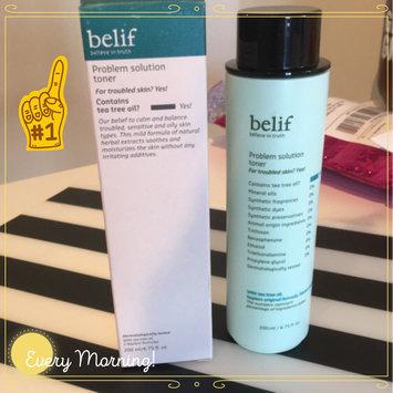 Photo of belif Problem Solution Toner 6.75 oz uploaded by Ketaki D.