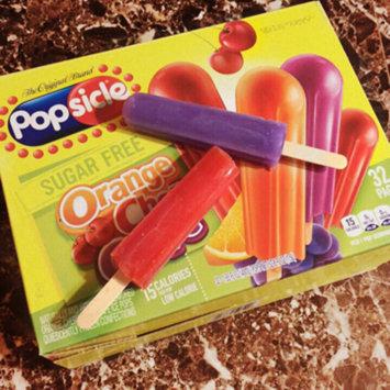Photo of Popsicle® Sugar Free Orange, Cherry, Grape uploaded by adiktive n.
