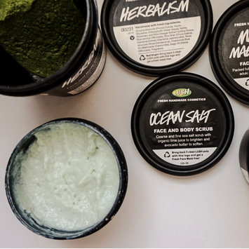 Photo of LUSH Ocean Salt Face and Body Scrub uploaded by Tamara F.