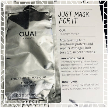 Photo of OUAI Treatment Masque uploaded by Nicole K.