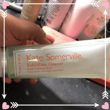 Kate Somerville ExfoliKate(R) Cleanser Daily Foaming Wash uploaded by Nathalie F.